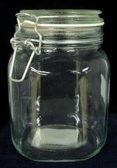 Anchor Hocking Glass Canister #98591