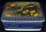 Covered Box - Bluebirds #59117B