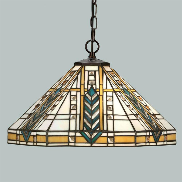 LLOYD Tiffany 1 Light Pendant