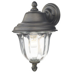 ALDGATE 1 Light IP44 Wall Light