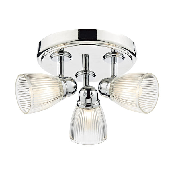 CEDRIC Triple Bathroom Spotlight