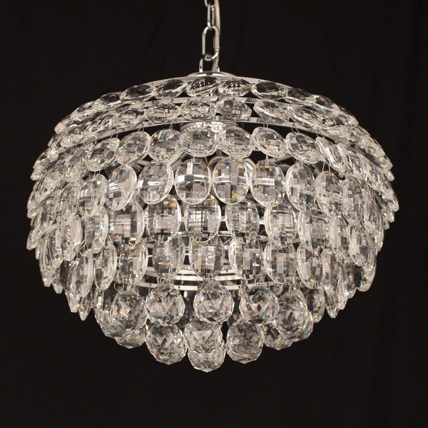 ADALIZ 4 Light Crystal Pendant