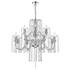 DANIELLA 12 Light Chandelier