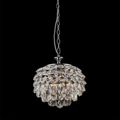 ADALIZ 3 Light Crystal Pendant