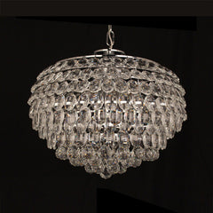 ADALIZ 6 Light Crystal Pendant
