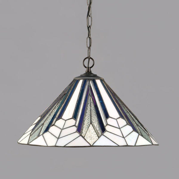 ASTORIA Art Deco1 Light Pendant
