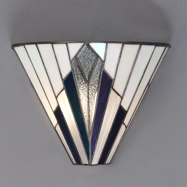 ASTORIA Art Deco Wall Light