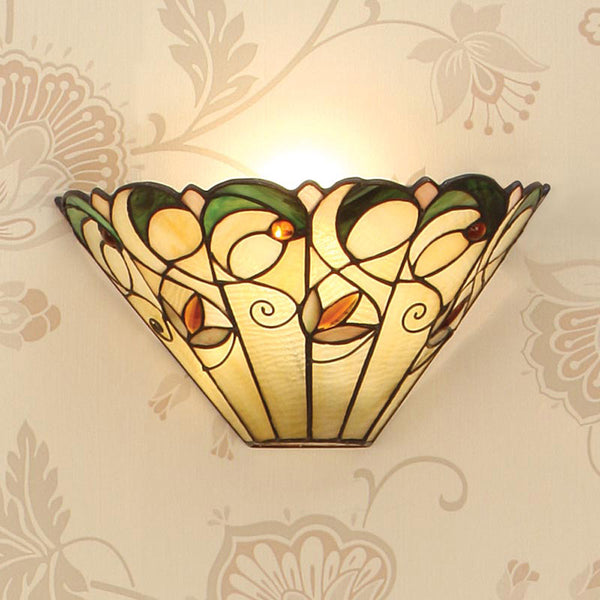 JAMELIA Tiffany Wall Light