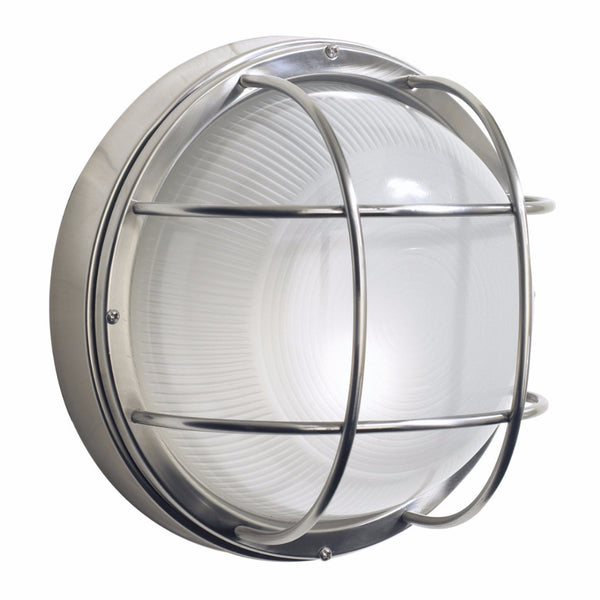 SALCOMBE 1 Light IP44 Round Wall/Ceiling Light