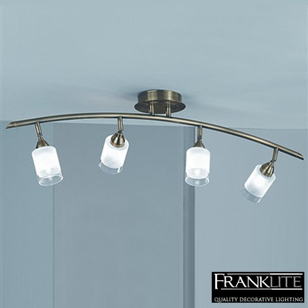 CAMPANI 4 Light Spot Bar - Bronze