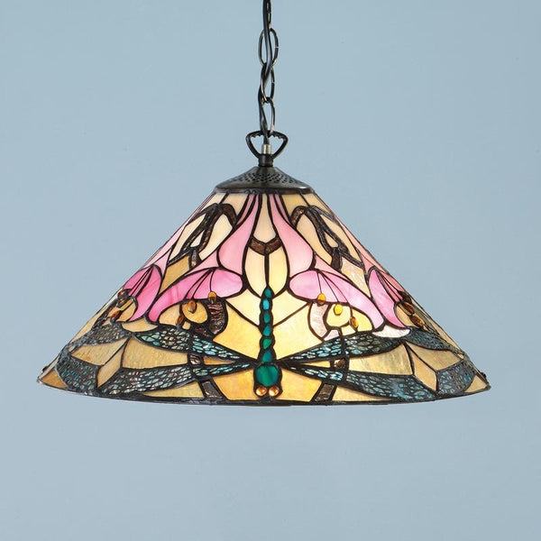 ASHTON Tiffany 1 Light Pendant