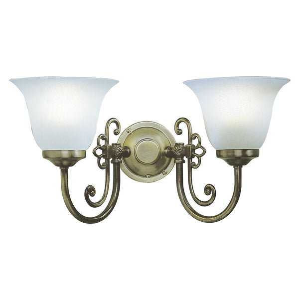 WOODSTOCK Double Wall Light