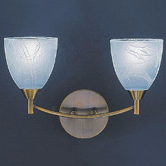 EMMY Double Wall Light in Bronze