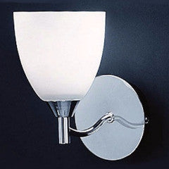 EMMY Single Wall Light in Chrome