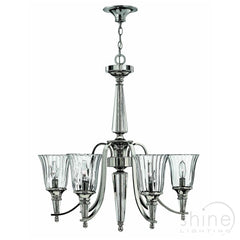 CHANDON 6 Light Chandelier