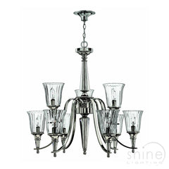 CHANDON 9 Light Chandelier