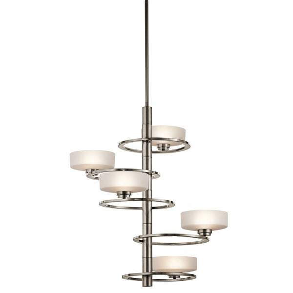 ALEEKA 5 Light Tall Pendant