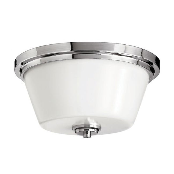 AVON 2 Light Bathroom Flush