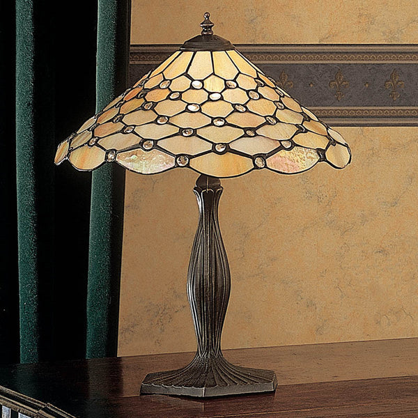 PEARL Tiffany Table Lamp