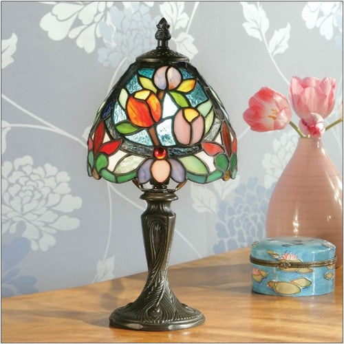 SYLVETTE Tiffany Mini Table Lamp