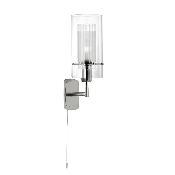 DUO Single Wall Light - Clear