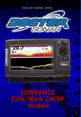 Lowrance Elite/Mark CHIRP training DVD