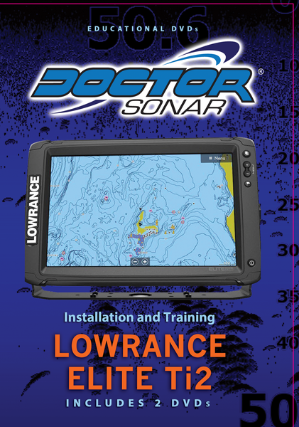 Lowrance Elite Ti2 Training DVD