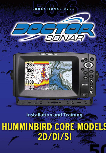 Humminbird Core Models Training DVD