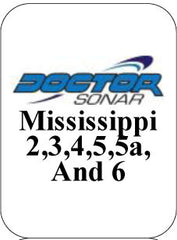 Mississippi Pool 2-3-4-5-5a-6