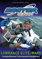 x Lowrance Elite/Mark DVD Reduced