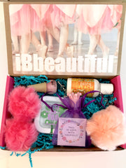 Beautiful Ballerina Box