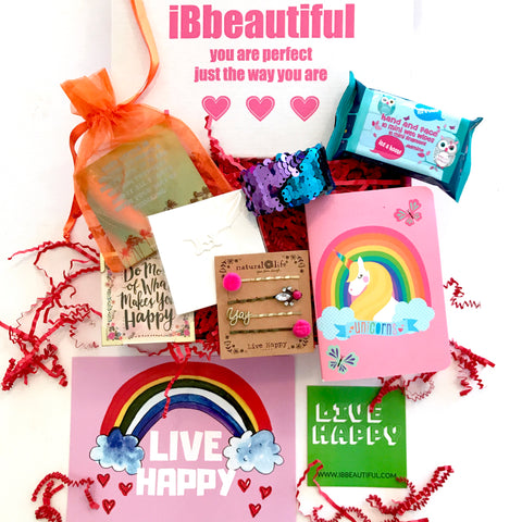 Live Happy Box - Tween