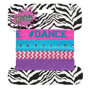 Dance Hair Ties/Wristlet