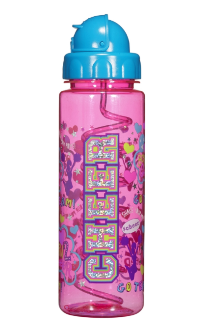 Cheer Water Bottle