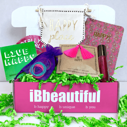 ibbeautiful subscription boxes for girls