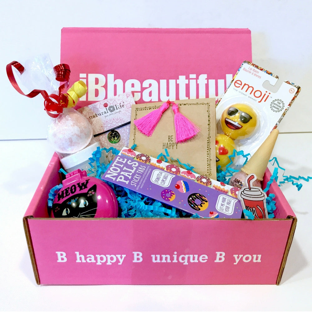 Canadian 6 month tween box with shipping
