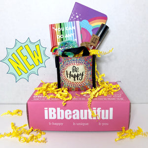 Mini Be Happy Gift Bag