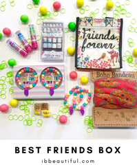 BEST FRIEND BOX - TWEEN
