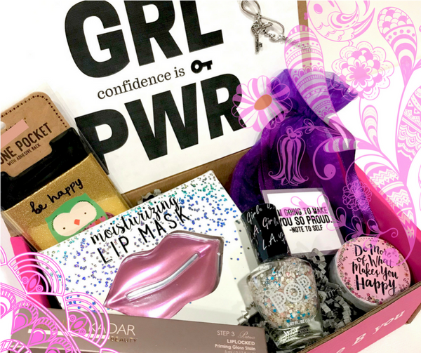 subscription box for teen girls ages 13-15