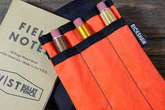 Pocket Journal Sleeve by Rickshaw Bags