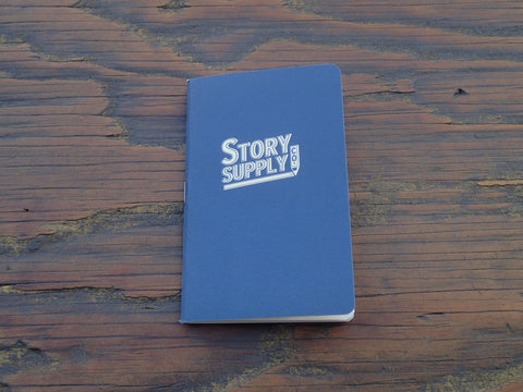 Pocket Staple Notebook by Story Supply Co.