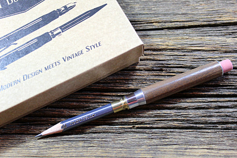 Timber Twist Bullet Pencil