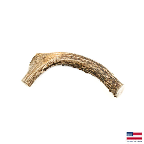 Deer Antler Dog Chews - MEDIUM 5-6 inch, Premium Grade Antler Chews