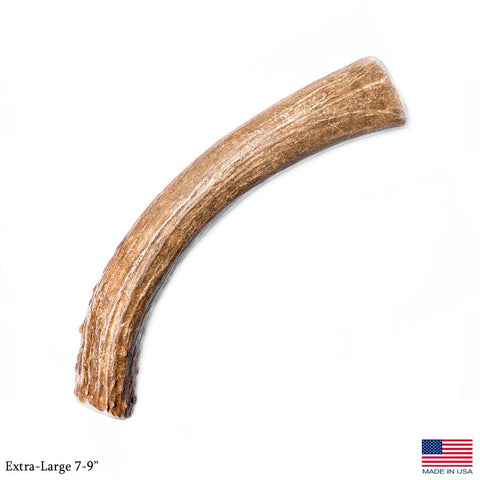 Deer Antler Dog Chews - USA Made Premium Grade Antlers for Dogs