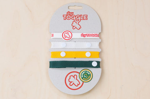 ToyToggle Rugby Kid Edition