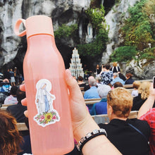 Load image into Gallery viewer, Our Lady of Lourdes Sticker