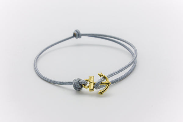 Anchor Teeny Tiny Polyester Bracelet Osby