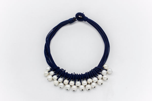 Freshwater Pearl Drops Necklace