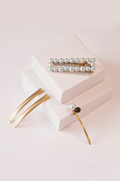 Hair Pin & Clip Set