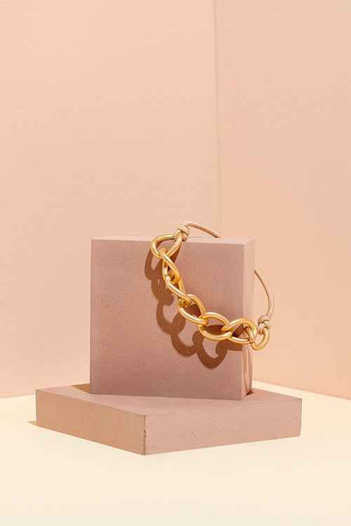 Chain Metal Hair Tie